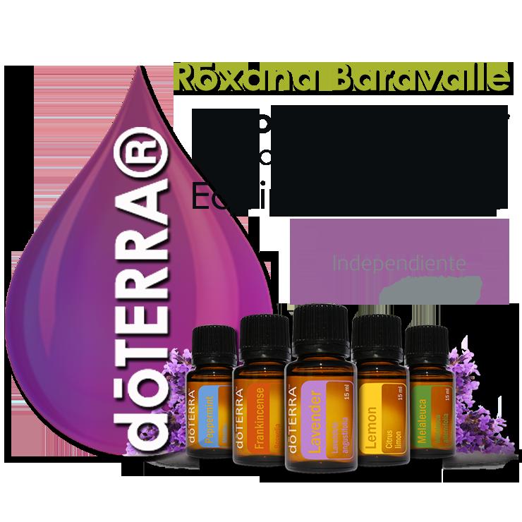 Roxana Baravalle Promotora Líder dōTERRA® Equipo Argentina