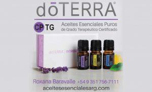 Aceites Esenciales Puros de Grado Terapéutico Certificado, por Roxana Baravalle
