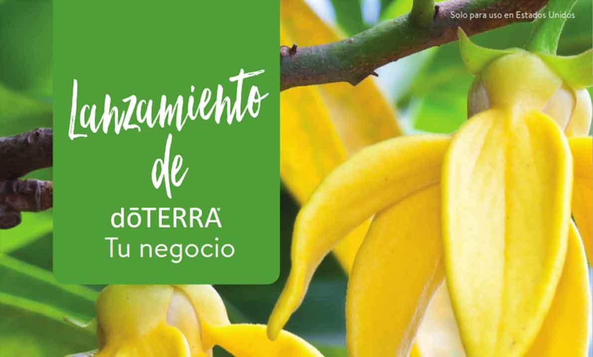 GUIA LANZAMIENTO dōTERRA® Español