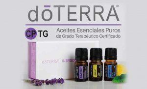 Cómo usar los Aceites Esenciales dōTERRA® Menta, Limón y Lavanda