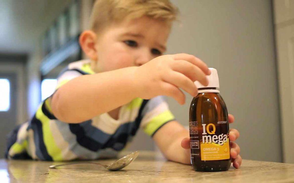 dōTERRA® Suplementos para niños a2z Chewable™ y e IQ Mega®